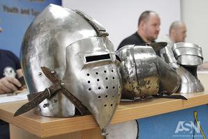 Какой будет экипировка национальной сборной Украины по средневековому бою