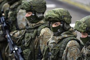 Россия готовится к крупномасштабной войне