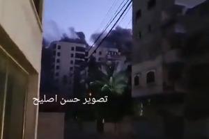 Израиль начал уничтожать военные объекты Палестины