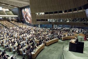 На Генасамблеї ООН прийняли пункт по Україні - Білорусь була проти