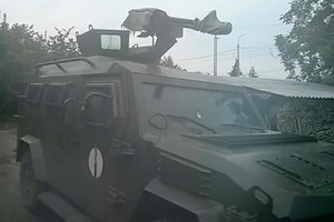 Боевики обстреляли пограничников на Донбассе