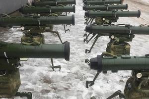 ВСУ получили 50 новых противотанковых комплексов