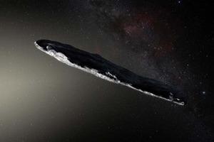 Астрономы в замешательстве: астероид Оумуамуа превысил возможную расчетную скорость