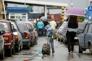 Из Украины на заработки выехало 7% трудоспособного населения