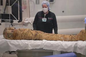 Ученые нашли рак у двухтысячелетней египетской мумии