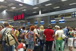 В Турции застряли более полутысячи украинских туристов