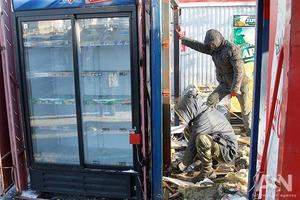 В Киеве вступил в силу окончательный запрет на продажу алкоголя в МАФах