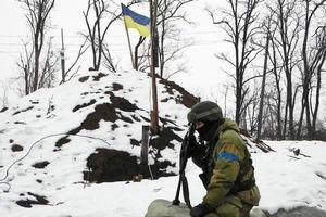Штаб ООС: На Донбассе погиб украинский военный