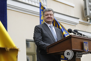 Досрочных выборов в Украине не будет - Порошенко
