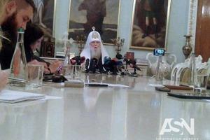 Філарет заявив, що Бог створить умови для переходу Лаври в ПЦУ
