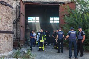 Взрыв на предприятии в Днипре: погибли двое людей
