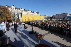Президент: храмы, где молятся за русское войско, можно ли назвать украинскими?