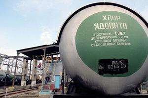 Донбасс - на грани экологической катастрофы: обстрелы повредили резервуары с хлором