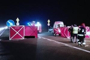 У Польщі водій збив на переході трьох українок. Двоє загинули