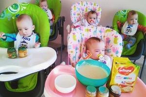 Одесским пятерняшкам исполнилось два года: как изменились дети