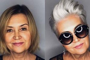 Пример женщин, которые радикально сменили имидж и стали ещё краше