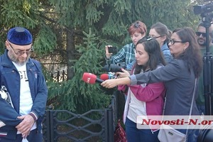 В Николаеве из СИЗО отпустили чеченца, которого просила выдать Россия