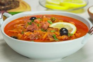 Національна страва російської кухні виявилося небезпечним для здоров'я супом