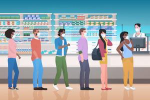 Профілактика вітамінами і антибіотиками при COVID-19. Користь чи шкода?