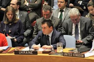 Климкин: Россия коварно нарушила Будапештский меморандум