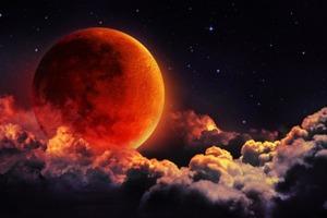 Кровавая Луна: украинцы смогут увидеть самое длинное полное затмение в XXI веке