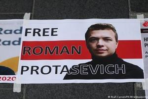 Беларусь. BBC: Протасевича и Сапегу перевели под домашний арест