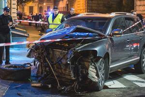 Винуватиця ДТП в Харкові відмовилася давати свідчення