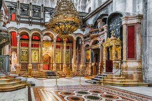 РПЦ шантажирует Иерусалимский патриархат Гробом Господним