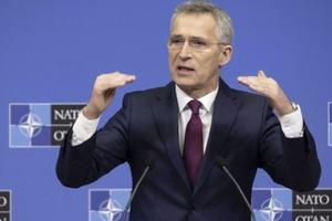 Росія не зможе перешкодити вступу України в НАТО, заявив Столтенберг