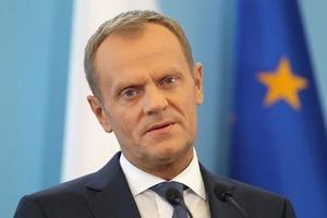 Дональд Туск подтвердил планы ЕС о продлении антироссийских санкций