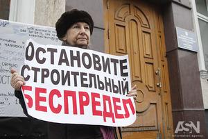 Противники незаконной застройки Киева будут обращаться за поддержкой в ЕС: Мэр нас не слышит