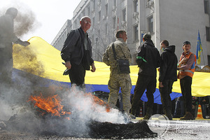 Семибальное напряжение. Украинцы очень злы на власть, но к массовым протестам пока что не готовы
