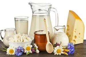 За 30 лет украинцы стали есть молочных продуктов в два раза меньше