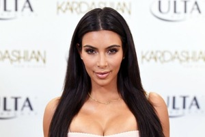 Ким Кардашьян назвала объем талии и бедер
