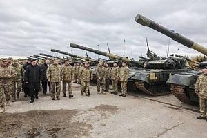 Порошенко назвал армию Украины одной из сильнейших в Европе