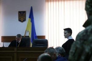 Суд на 2 місяці заарештував Савченко без права внесення застави