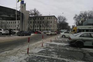 В Харькове снимают кино с голливудскими актерами. Центр перекрыт