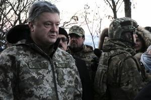 Порошенко: Россия пытается переместить эпицентр гибридной войны в Киев