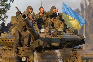 Война на Донбассе: один погиб, четверо ранены