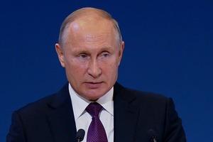 Путин пригрозил гиперзвуковым оружием на выход США из ДРСМД