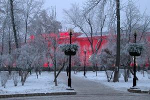 Університет ім. Т.Шевченка відпустив студентів до весни