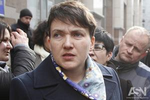 Савченко рассказала подробности встречи Тимошенко с Захарченко