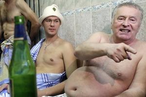 Российский журналист обвинил Жириновского в сексуальных домогательствах
