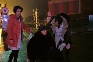 Россия выдворила из страны 86-летнюю больную украинку