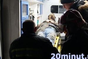 В Тернополе произошел взрыв на заводе, работник оказался под завалами