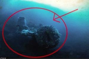 В Бермудском треугольнике нашли корабль пришельцев