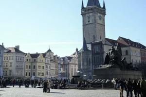 У Чехії пройшли антиросійські мітинги