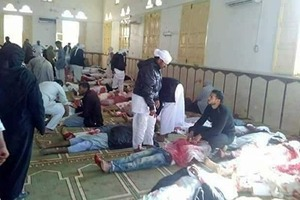 Теракт в Египте: число жертв значительно возросло
