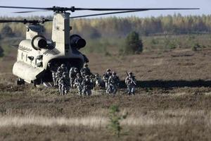 НАТО проведет в Украине самые масштабные военные учения в истории