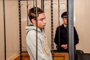 Политзаключенного Гриба приговорили в РФ к 6 годам колонии